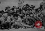 Image of Vietcong captured by Marines Vietnam, 1967, second 60 stock footage video 65675073301