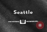 Image of hippies dancing at be-in Seattle Washington USA, 1967, second 1 stock footage video 65675073308