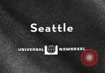Image of hippies dancing at be-in Seattle Washington USA, 1967, second 2 stock footage video 65675073308