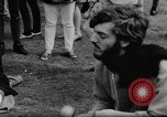 Image of hippies dancing at be-in Seattle Washington USA, 1967, second 13 stock footage video 65675073308