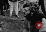 Image of hippies dancing at be-in Seattle Washington USA, 1967, second 14 stock footage video 65675073308
