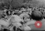Image of hippies dancing at be-in Seattle Washington USA, 1967, second 28 stock footage video 65675073308