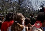 Image of Earth Day Washington DC USA, 1970, second 4 stock footage video 65675073313