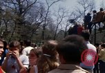 Image of Earth Day Washington DC USA, 1970, second 6 stock footage video 65675073313
