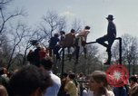 Image of Earth Day Washington DC USA, 1970, second 8 stock footage video 65675073313