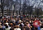 Image of Earth Day Washington DC USA, 1970, second 18 stock footage video 65675073313