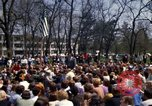 Image of Earth Day Washington DC USA, 1970, second 19 stock footage video 65675073313