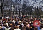Image of Earth Day Washington DC USA, 1970, second 20 stock footage video 65675073313