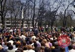 Image of Earth Day Washington DC USA, 1970, second 23 stock footage video 65675073313
