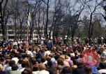 Image of Earth Day Washington DC USA, 1970, second 27 stock footage video 65675073313