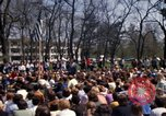 Image of Earth Day Washington DC USA, 1970, second 28 stock footage video 65675073313