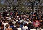 Image of Earth Day Washington DC USA, 1970, second 33 stock footage video 65675073313
