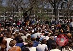 Image of Earth Day Washington DC USA, 1970, second 34 stock footage video 65675073313