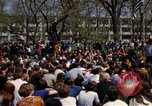 Image of Earth Day Washington DC USA, 1970, second 35 stock footage video 65675073313