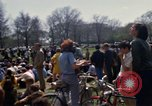 Image of Earth Day Washington DC USA, 1970, second 45 stock footage video 65675073313