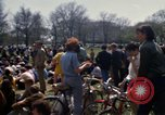 Image of Earth Day Washington DC USA, 1970, second 46 stock footage video 65675073313