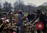 Image of Earth Day Washington DC USA, 1970, second 47 stock footage video 65675073313