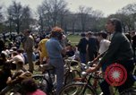 Image of Earth Day Washington DC USA, 1970, second 48 stock footage video 65675073313