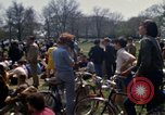 Image of Earth Day Washington DC USA, 1970, second 50 stock footage video 65675073313
