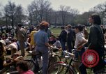 Image of Earth Day Washington DC USA, 1970, second 53 stock footage video 65675073313