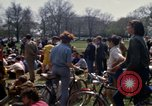 Image of Earth Day Washington DC USA, 1970, second 54 stock footage video 65675073313