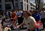 Image of Earth Day Washington DC USA, 1970, second 56 stock footage video 65675073313