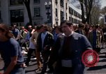 Image of Earth Day Washington DC USA, 1970, second 60 stock footage video 65675073313