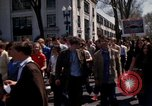 Image of Earth Day Washington DC USA, 1970, second 62 stock footage video 65675073313