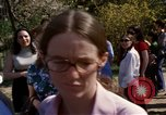 Image of Earth Day Washington DC USA, 1970, second 5 stock footage video 65675073315