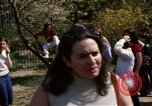 Image of Earth Day Washington DC USA, 1970, second 8 stock footage video 65675073315