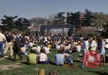 Image of Earth Day Washington DC USA, 1970, second 36 stock footage video 65675073315