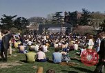 Image of Earth Day Washington DC USA, 1970, second 37 stock footage video 65675073315