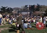 Image of Earth Day Washington DC USA, 1970, second 40 stock footage video 65675073315