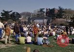 Image of Earth Day Washington DC USA, 1970, second 46 stock footage video 65675073315