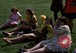 Image of Earth Day Washington DC USA, 1970, second 49 stock footage video 65675073315