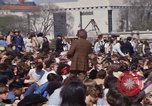 Image of Earth Day Washington DC USA, 1970, second 58 stock footage video 65675073315