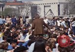 Image of Earth Day Washington DC USA, 1970, second 60 stock footage video 65675073315