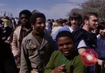 Image of Earth Day Washington DC USA, 1970, second 3 stock footage video 65675073317