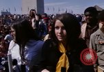 Image of Earth Day Washington DC USA, 1970, second 7 stock footage video 65675073317