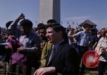 Image of Earth Day Washington DC USA, 1970, second 12 stock footage video 65675073317