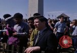 Image of Earth Day Washington DC USA, 1970, second 13 stock footage video 65675073317