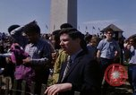 Image of Earth Day Washington DC USA, 1970, second 14 stock footage video 65675073317