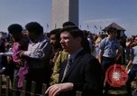 Image of Earth Day Washington DC USA, 1970, second 17 stock footage video 65675073317