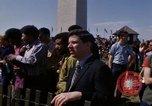 Image of Earth Day Washington DC USA, 1970, second 18 stock footage video 65675073317