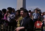 Image of Earth Day Washington DC USA, 1970, second 19 stock footage video 65675073317