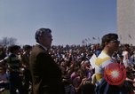 Image of Earth Day Washington DC USA, 1970, second 22 stock footage video 65675073317
