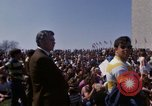 Image of Earth Day Washington DC USA, 1970, second 24 stock footage video 65675073317