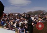 Image of Earth Day Washington DC USA, 1970, second 36 stock footage video 65675073317