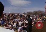 Image of Earth Day Washington DC USA, 1970, second 38 stock footage video 65675073317