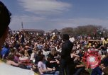 Image of Earth Day Washington DC USA, 1970, second 40 stock footage video 65675073317